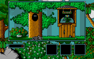 Thumbnail of other screenshot of Little Puff in Dragonland