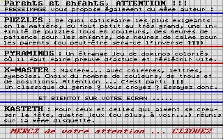 Thumbnail of other screenshot of Orthographe Par Le Dessin, L'