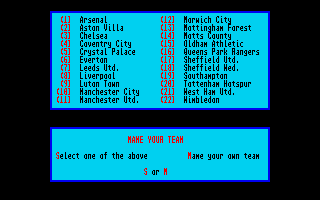 Thumbnail of other screenshot of Division One 92