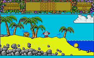 Large screenshot of Treasure Island Dizzy