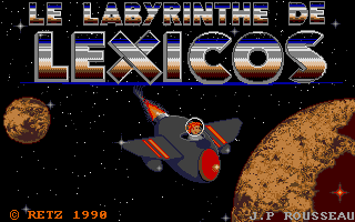 Thumbnail of other screenshot of Le Labyrinthe De Lexicos