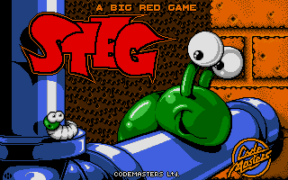Thumbnail of other screenshot of Steg the Slug