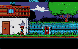 Screenshot of Le Labyrinthe De La Reine Des Ombres