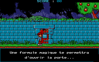 Thumbnail of other screenshot of Le Labyrinthe De La Reine Des Ombres