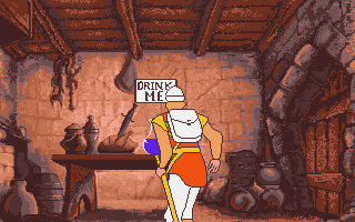 Thumbnail of other screenshot of Dragon's Lair