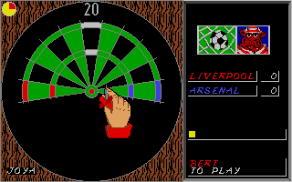 Thumbnail of other screenshot of Bully's Sporting Darts