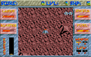 Screenshot of Warp