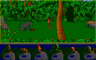 Thumbnail of other screenshot of Jungle Book