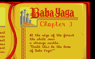 Screenshot of Once Upon A Time - Baba Yaga