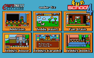Thumbnail of other screenshot of Fun School 4 - Under 5s
