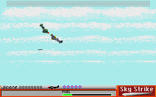 Large screenshot of Sky Strike Plus