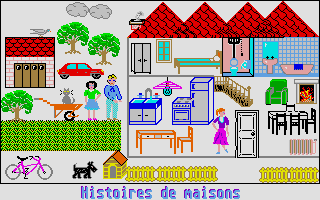 Thumbnail of other screenshot of Histoires de Maisons