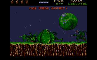 Thumbnail of other screenshot of A.M.C. - Astro Marine Corps