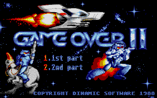 Thumbnail of other screenshot of Game Over 2