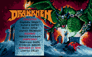 Thumbnail of other screenshot of Drakkhen