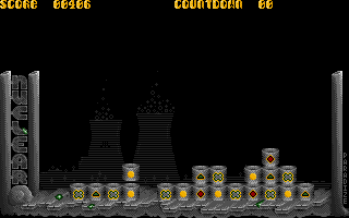 Thumbnail of other screenshot of Nuclear Waste Dump
