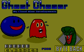 Thumbnail of other screenshot of Ghost Chaser