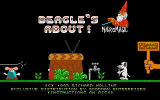 Thumbnail of other screenshot of Beagles About