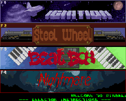 Thumbnail of other screenshot of Pinball Dreams