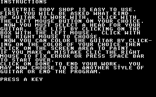 Thumbnail of other screenshot of Electronic Body Shop