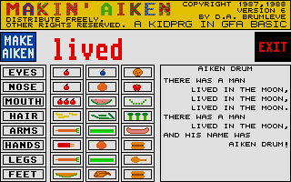 Thumbnail of other screenshot of Makin' Aiken