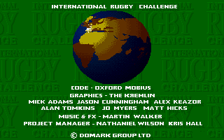 Thumbnail of other screenshot of International Rugby Challenge