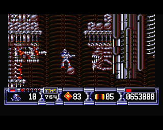 Thumbnail of other screenshot of Turrican II - The Final Fight
