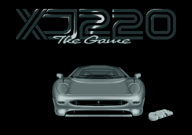 Large screenshot of Jaguar XJ220