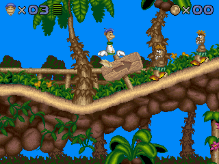 Thumbnail of other screenshot of Willie's Adventures