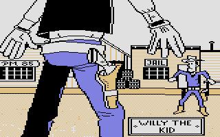 Thumbnail of other screenshot of Willy the Kid