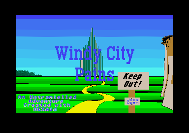 Thumbnail of other screenshot of Wind City Pains