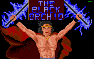 Screenshot of Black Orchid, The