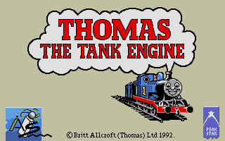 Thumbnail of other screenshot of Thomas the Tank Engine I