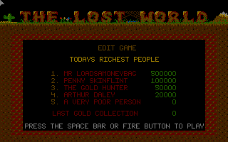 Thumbnail of other screenshot of Lost World, The