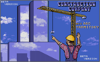 Thumbnail of other screenshot of Construction Company