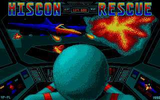 Screenshot of Hiscon Rescue