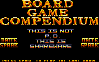 Thumbnail of other screenshot of Board Game Compendium