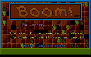 Thumbnail of other screenshot of Boom!