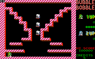 Thumbnail of other screenshot of Bubble Bobble 2 Preview