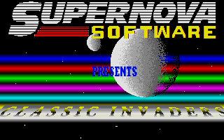 Thumbnail of other screenshot of Classic Invaders
