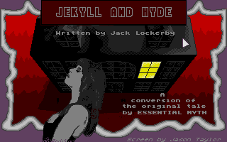 Large screenshot of Dr Jekyll and Mr Hyde