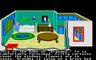 Thumbnail of other screenshot of King's Quest 2 - Romancing the Throne