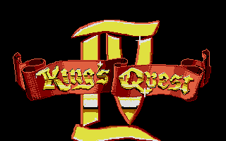 Screenshot of King's Quest 4 - The Perils of Rosella