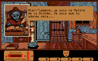 Thumbnail of other screenshot of Conquête De L'Orthographe, À La - 4e/3e