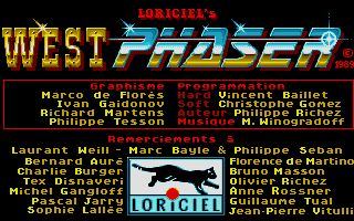 Thumbnail of other screenshot of Westphaser