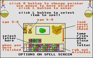 Thumbnail of other screenshot of Let's Spell At The Shops