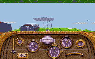 Screenshot of Knights of the Sky