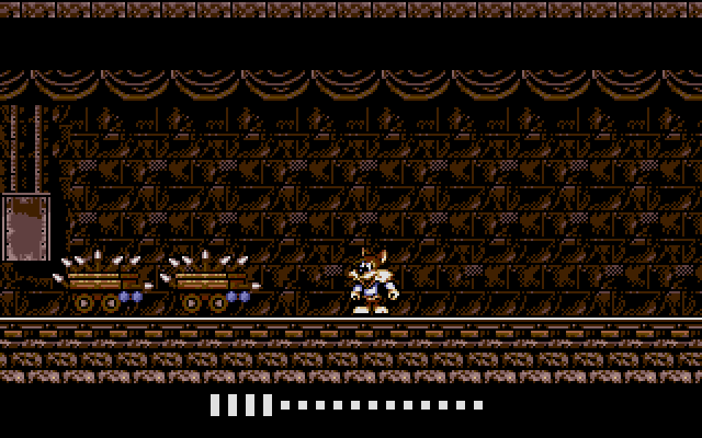 Screenshot of Titus The Fox - To Marrakech and Back