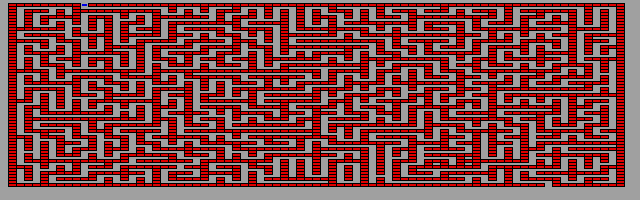Screenshot of Labyrinthe