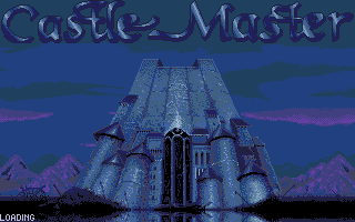 Screenshot of Castle Master